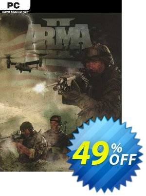 Arma 2 PC discount coupon Arma 2 PC Deal 2021 CDkeys - Arma 2 PC Exclusive Sale offer for iVoicesoft