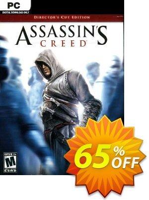 Assassin's Creed: Director's Cut Edition PC (EU) discount coupon Assassin's Creed: Director's Cut Edition PC (EU) Deal 2021 CDkeys - Assassin's Creed: Director's Cut Edition PC (EU) Exclusive Sale offer for iVoicesoft