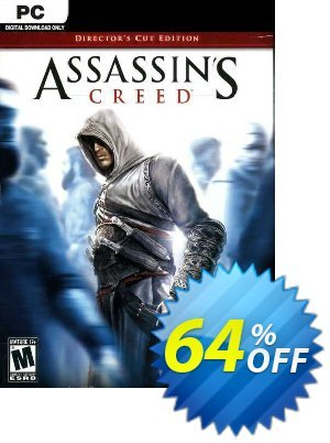 Assassin's Creed: Director's Cut Edition PC discount coupon Assassin's Creed: Director's Cut Edition PC Deal 2021 CDkeys - Assassin's Creed: Director's Cut Edition PC Exclusive Sale offer for iVoicesoft