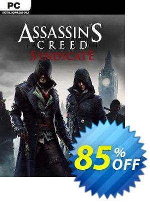 Assassin's Creed Syndicate PC (EU) discount coupon Assassin's Creed Syndicate PC (EU) Deal 2021 CDkeys - Assassin's Creed Syndicate PC (EU) Exclusive Sale offer for iVoicesoft