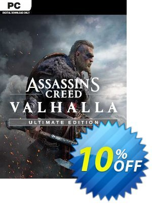 Assassin's Creed Valhalla Ultimate Edition PC (EU) discount coupon Assassin's Creed Valhalla Ultimate Edition PC (EU) Deal 2021 CDkeys - Assassin's Creed Valhalla Ultimate Edition PC (EU) Exclusive Sale offer for iVoicesoft