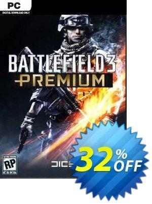 Battlefield 3: Premium Edition PC discount coupon Battlefield 3: Premium Edition PC Deal 2021 CDkeys - Battlefield 3: Premium Edition PC Exclusive Sale offer for iVoicesoft