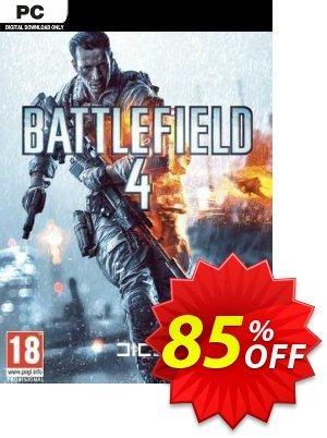 Battlefield 4 PC (EU) discount coupon Battlefield 4 PC (EU) Deal 2021 CDkeys - Battlefield 4 PC (EU) Exclusive Sale offer for iVoicesoft