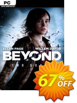 Beyond: Two Souls PC (EU) discount coupon Beyond: Two Souls PC (EU) Deal 2021 CDkeys - Beyond: Two Souls PC (EU) Exclusive Sale offer for iVoicesoft