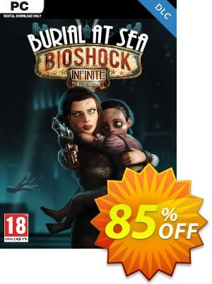 BioShock Infinite: Burial at Sea - Episode Two PC - DLC discount coupon BioShock Infinite: Burial at Sea - Episode Two PC - DLC Deal 2021 CDkeys - BioShock Infinite: Burial at Sea - Episode Two PC - DLC Exclusive Sale offer for iVoicesoft