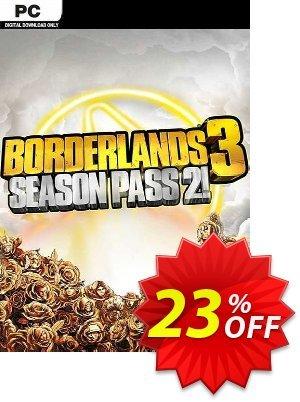 Borderlands 3: Season Pass 2 PC (EU) discount coupon Borderlands 3: Season Pass 2 PC (EU) Deal 2021 CDkeys - Borderlands 3: Season Pass 2 PC (EU) Exclusive Sale offer for iVoicesoft