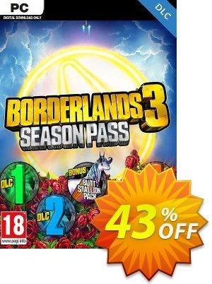 Borderlands 3 - Season Pass PC EU (Epic Games) discount coupon Borderlands 3 - Season Pass PC EU (Epic Games) Deal 2021 CDkeys - Borderlands 3 - Season Pass PC EU (Epic Games) Exclusive Sale offer for iVoicesoft