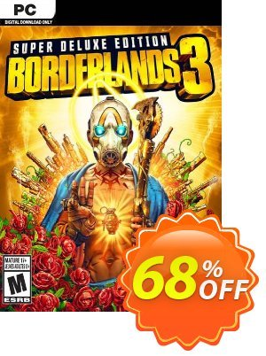 Borderlands 3 Super Deluxe Edition (Steam) (WW) discount coupon Borderlands 3 Super Deluxe Edition (Steam) (WW) Deal 2021 CDkeys - Borderlands 3 Super Deluxe Edition (Steam) (WW) Exclusive Sale offer for iVoicesoft