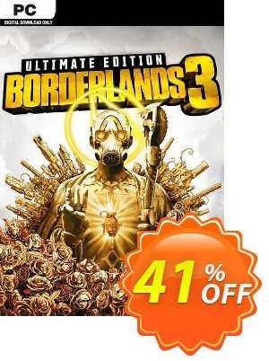 Borderlands 3 Ultimate Edition (Epic) (EU) discount coupon Borderlands 3 Ultimate Edition (Epic) (EU) Deal 2021 CDkeys - Borderlands 3 Ultimate Edition (Epic) (EU) Exclusive Sale offer for iVoicesoft