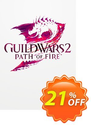 Guild Wars 2 Path of Fire PC Coupon, discount Guild Wars 2 Path of Fire PC Deal. Promotion: Guild Wars 2 Path of Fire PC Exclusive offer for iVoicesoft