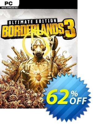 Borderlands 3 Ultimate Edition PC (Steam) (EU) discount coupon Borderlands 3 Ultimate Edition PC (Steam) (EU) Deal 2021 CDkeys - Borderlands 3 Ultimate Edition PC (Steam) (EU) Exclusive Sale offer for iVoicesoft