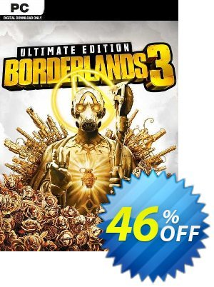 Borderlands 3 Ultimate Edition (Epic) (WW) discount coupon Borderlands 3 Ultimate Edition (Epic) (WW) Deal 2021 CDkeys - Borderlands 3 Ultimate Edition (Epic) (WW) Exclusive Sale offer for iVoicesoft