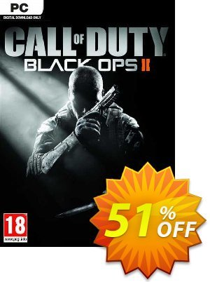 Call Of Duty Black Ops 2 PC (EU) discount coupon Call Of Duty Black Ops 2 PC (EU) Deal 2021 CDkeys - Call Of Duty Black Ops 2 PC (EU) Exclusive Sale offer for iVoicesoft