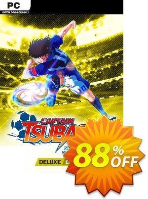Captain Tsubasa: Rise of New Champions Deluxe Edition PC + Bonus 優惠券,折扣碼 Captain Tsubasa: Rise of New Champions Deluxe Edition PC + Bonus Deal 2021 CDkeys,促銷代碼: Captain Tsubasa: Rise of New Champions Deluxe Edition PC + Bonus Exclusive Sale offer for iVoicesoft