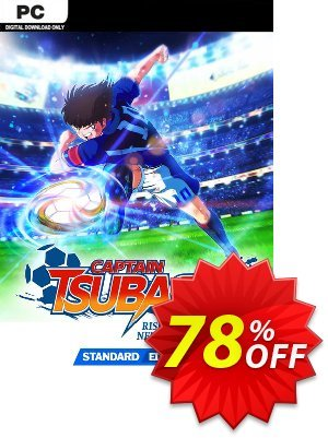 Captain Tsubasa: Rise of the New Champions PC + Bonus discount coupon Captain Tsubasa: Rise of the New Champions PC + Bonus Deal 2021 CDkeys - Captain Tsubasa: Rise of the New Champions PC + Bonus Exclusive Sale offer for iVoicesoft