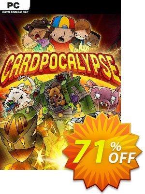 Cardpocalypse PC 優惠券,折扣碼 Cardpocalypse PC Deal 2021 CDkeys,促銷代碼: Cardpocalypse PC Exclusive Sale offer for iVoicesoft