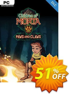 Children of Morta: Paws and Claws PC - DLC discount coupon Children of Morta: Paws and Claws PC - DLC Deal 2021 CDkeys - Children of Morta: Paws and Claws PC - DLC Exclusive Sale offer for iVoicesoft