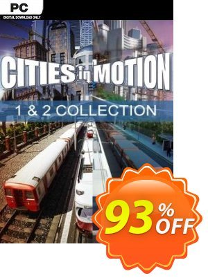Cities in Motion Collection PC discount coupon Cities in Motion Collection PC Deal 2021 CDkeys - Cities in Motion Collection PC Exclusive Sale offer for iVoicesoft