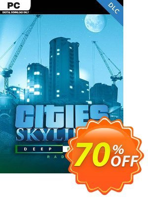 Cities Skyline PC - Deep Focus Radio DLC discount coupon Cities Skyline PC - Deep Focus Radio DLC Deal 2021 CDkeys - Cities Skyline PC - Deep Focus Radio DLC Exclusive Sale offer for iVoicesoft