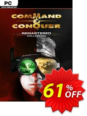 Command and Conquer Remastered Collection PC (EN) discount coupon Command and Conquer Remastered Collection PC (EN) Deal 2021 CDkeys - Command and Conquer Remastered Collection PC (EN) Exclusive Sale offer for iVoicesoft