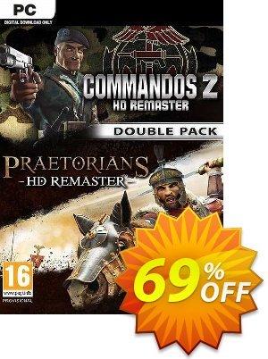 Commandos 2 & Praetorians HD Remaster Double Pack PC (EU) discount coupon Commandos 2 & Praetorians HD Remaster Double Pack PC (EU) Deal 2021 CDkeys - Commandos 2 & Praetorians HD Remaster Double Pack PC (EU) Exclusive Sale offer for iVoicesoft