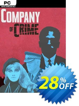 Company of Crime PC discount coupon Company of Crime PC Deal 2021 CDkeys - Company of Crime PC Exclusive Sale offer for iVoicesoft