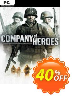 Company of Heroes PC discount coupon Company of Heroes PC Deal 2021 CDkeys - Company of Heroes PC Exclusive Sale offer for iVoicesoft