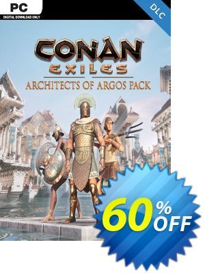 Conan Exiles - Architects of Argos Pack PC - DLC discount coupon Conan Exiles - Architects of Argos Pack PC - DLC Deal 2021 CDkeys - Conan Exiles - Architects of Argos Pack PC - DLC Exclusive Sale offer for iVoicesoft