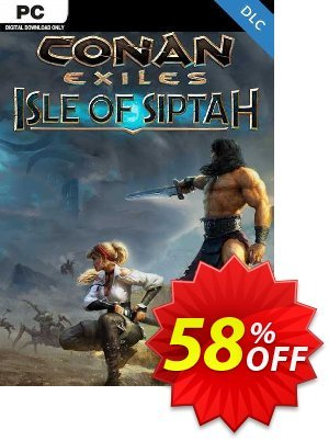 Conan Exiles: Isle of Siptah PC - DLC discount coupon Conan Exiles: Isle of Siptah PC - DLC Deal 2021 CDkeys - Conan Exiles: Isle of Siptah PC - DLC Exclusive Sale offer for iVoicesoft