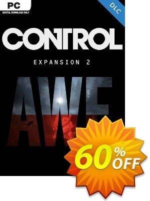 Control -  AWE: Expansion 2 PC - DLC discount coupon Control -  AWE: Expansion 2 PC - DLC Deal 2021 CDkeys - Control -  AWE: Expansion 2 PC - DLC Exclusive Sale offer for iVoicesoft