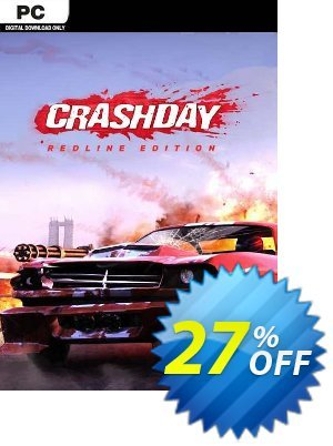Crashday Redline Edition PC discount coupon Crashday Redline Edition PC Deal 2021 CDkeys - Crashday Redline Edition PC Exclusive Sale offer for iVoicesoft