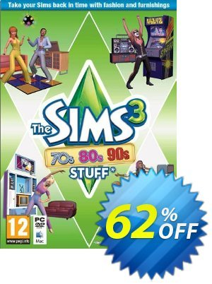 The Sims 3: 70s, 80s and 90s Stuff PC 優惠券,折扣碼 The Sims 3: 70s, 80s and 90s Stuff PC Deal,促銷代碼: The Sims 3: 70s, 80s and 90s Stuff PC Exclusive offer for iVoicesoft