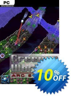 Creeper World 3 Arc Eternal PC discount coupon Creeper World 3 Arc Eternal PC Deal 2021 CDkeys - Creeper World 3 Arc Eternal PC Exclusive Sale offer for iVoicesoft
