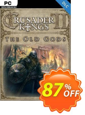 Crusader Kings II: The Old Gods PC - DLC discount coupon Crusader Kings II: The Old Gods PC - DLC Deal 2021 CDkeys - Crusader Kings II: The Old Gods PC - DLC Exclusive Sale offer for iVoicesoft