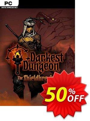 Darkest Dungeon - The Shieldbreaker PC - DLC discount coupon Darkest Dungeon - The Shieldbreaker PC - DLC Deal 2021 CDkeys - Darkest Dungeon - The Shieldbreaker PC - DLC Exclusive Sale offer for iVoicesoft