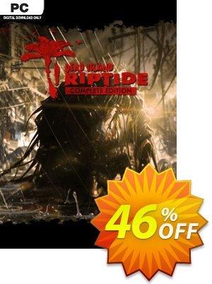 Dead Island: Riptide Complete Edition PC (EU) discount coupon Dead Island: Riptide Complete Edition PC (EU) Deal 2021 CDkeys - Dead Island: Riptide Complete Edition PC (EU) Exclusive Sale offer for iVoicesoft