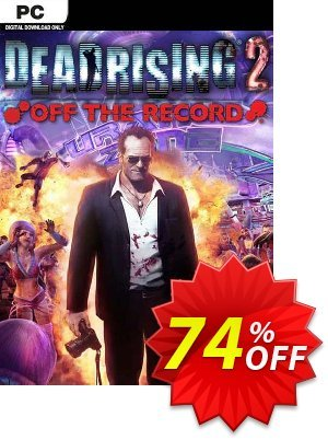 Dead Rising 2: Off The Record PC discount coupon Dead Rising 2: Off The Record PC Deal 2021 CDkeys - Dead Rising 2: Off The Record PC Exclusive Sale offer for iVoicesoft