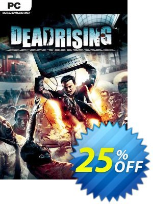 Dead Rising PC discount coupon Dead Rising PC Deal 2021 CDkeys - Dead Rising PC Exclusive Sale offer for iVoicesoft