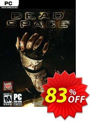 Dead Space PC (EU) discount coupon Dead Space PC (EU) Deal 2021 CDkeys - Dead Space PC (EU) Exclusive Sale offer for iVoicesoft