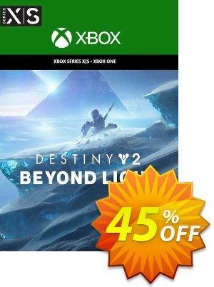 Destiny 2: Beyond Light Xbox One/Xbox Series X|S (US) discount coupon Destiny 2: Beyond Light Xbox One/Xbox Series X|S (US) Deal 2021 CDkeys - Destiny 2: Beyond Light Xbox One/Xbox Series X|S (US) Exclusive Sale offer for iVoicesoft