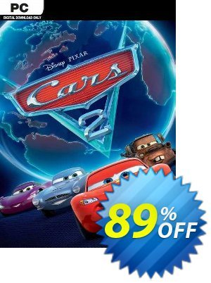 Disney•Pixar Cars 2: The Video Game PC discount coupon Disney•Pixar Cars 2: The Video Game PC Deal 2021 CDkeys - Disney•Pixar Cars 2: The Video Game PC Exclusive Sale offer for iVoicesoft