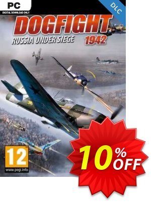 Dogfight 1942 Russia Under Siege PC discount coupon Dogfight 1942 Russia Under Siege PC Deal 2021 CDkeys - Dogfight 1942 Russia Under Siege PC Exclusive Sale offer for iVoicesoft