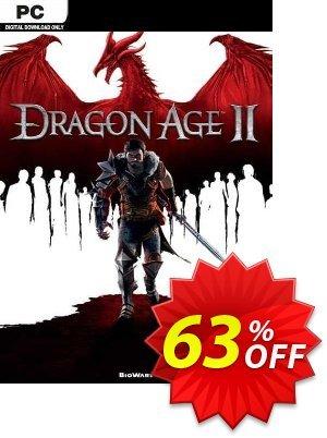 Dragon Age 2 PC (EU) discount coupon Dragon Age 2 PC (EU) Deal 2021 CDkeys - Dragon Age 2 PC (EU) Exclusive Sale offer for iVoicesoft