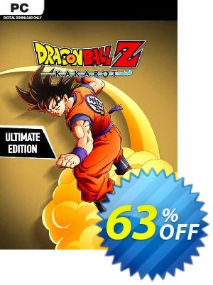 Dragon Ball Z Kakarot Ultimate Edition PC (EU) discount coupon Dragon Ball Z Kakarot Ultimate Edition PC (EU) Deal 2021 CDkeys - Dragon Ball Z Kakarot Ultimate Edition PC (EU) Exclusive Sale offer for iVoicesoft