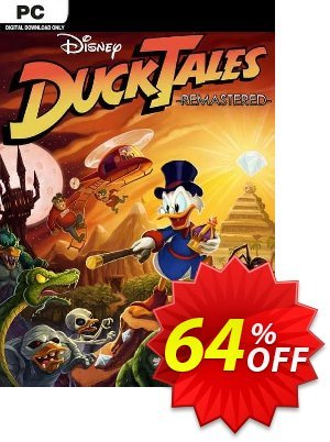 DuckTales Remastered PC (EU) discount coupon DuckTales Remastered PC (EU) Deal 2021 CDkeys - DuckTales Remastered PC (EU) Exclusive Sale offer for iVoicesoft