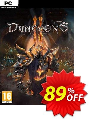 Dungeons 3 PC (EU) discount coupon Dungeons 3 PC (EU) Deal 2021 CDkeys - Dungeons 3 PC (EU) Exclusive Sale offer for iVoicesoft