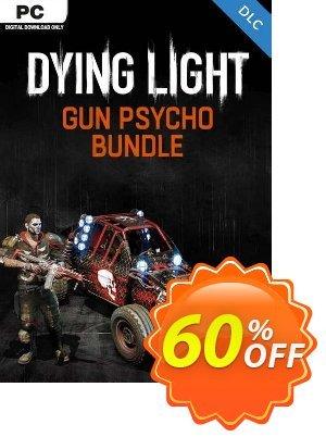 Dying Light - Gun Psycho Bundle PC - DLC discount coupon Dying Light - Gun Psycho Bundle PC - DLC Deal 2021 CDkeys - Dying Light - Gun Psycho Bundle PC - DLC Exclusive Sale offer for iVoicesoft
