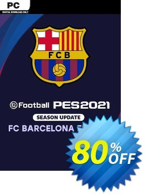 eFootball PES 2021 Barcelona Edition PC discount coupon eFootball PES 2021 Barcelona Edition PC Deal 2021 CDkeys - eFootball PES 2021 Barcelona Edition PC Exclusive Sale offer for iVoicesoft