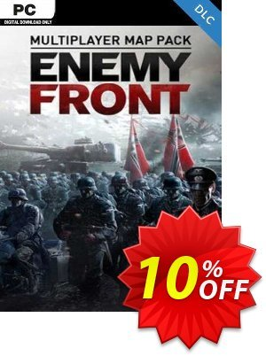 Enemy Front Multiplayer Map Pack PC discount coupon Enemy Front Multiplayer Map Pack PC Deal 2021 CDkeys - Enemy Front Multiplayer Map Pack PC Exclusive Sale offer for iVoicesoft