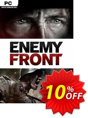 Enemy Front PC discount coupon Enemy Front PC Deal 2021 CDkeys - Enemy Front PC Exclusive Sale offer for iVoicesoft